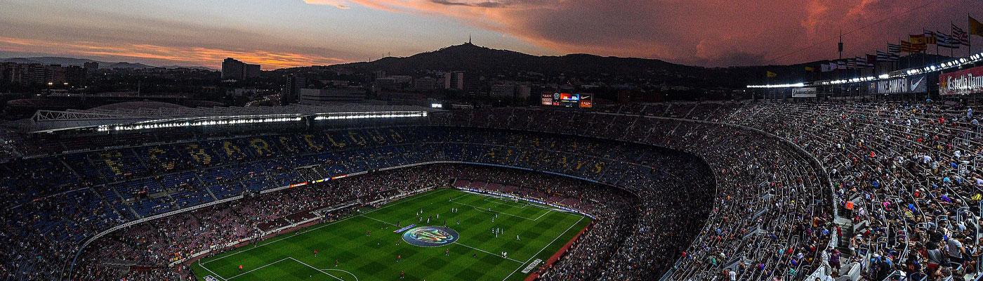 Stadionbezoek Camp Nou